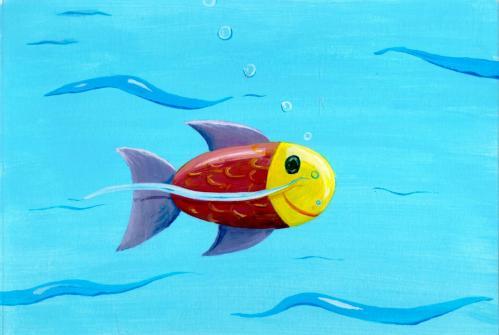 Fish cool 001
